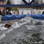 Vorführung der AquaWand