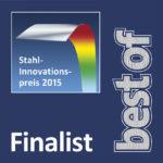 Glückwunsch AQUABURG – der Stahl-Innovationspreis 2015