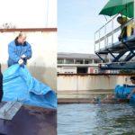 Testierung der AquaWand