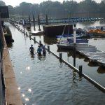 Schnelligkeit, eine wichtige Forderung an den mobilen Hochwasserschutz!