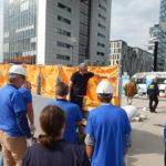 Erfolgreiche Teilnahme an der Hochwasser-Olympiade des HKC