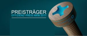 Preisträger Effizienz-Preis NRW 2017
