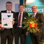AQUABURG ist Gewinnerin des EFFIZIENZ-PREISES NRW 2017