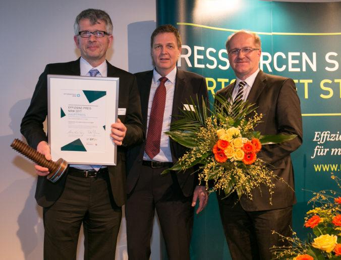 Effizienz-Preis NRW 2017