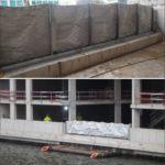 Schon beim Rohbau eines Gebäudes ist ein Hochwasserschutz wichtig!