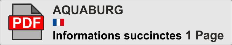 Aquaburg pdf Informations succinctes F