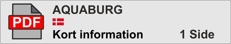Aquaburg pdf Kort information DK
