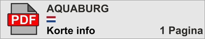 Aquaburg pdf Korte info NL