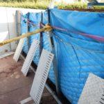 Extremtests: wichtig für ein mobiles Hochwasserschutzsystem!