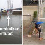 Autarkie bei mobilen Hochwasserschutzsystemen!