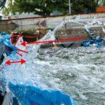 Sicherheit: was muss ein mobiler Hochwasserschutz aushalten!